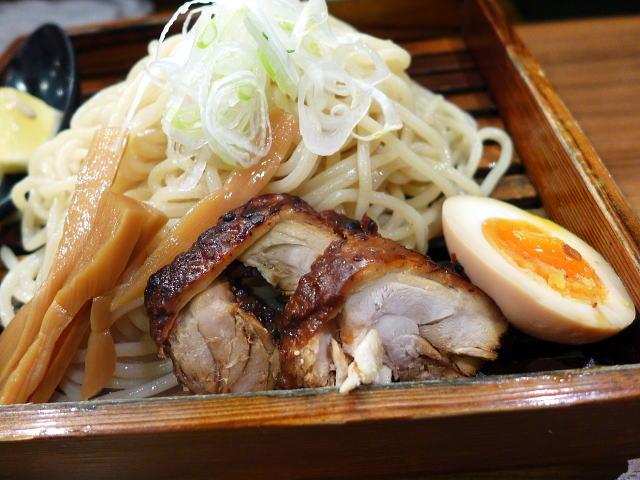 串焼 バードル@01つけ麺 並 2