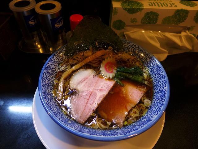 麺や ぶたコング@01新潟長岡生姜醤油ラーメン 1