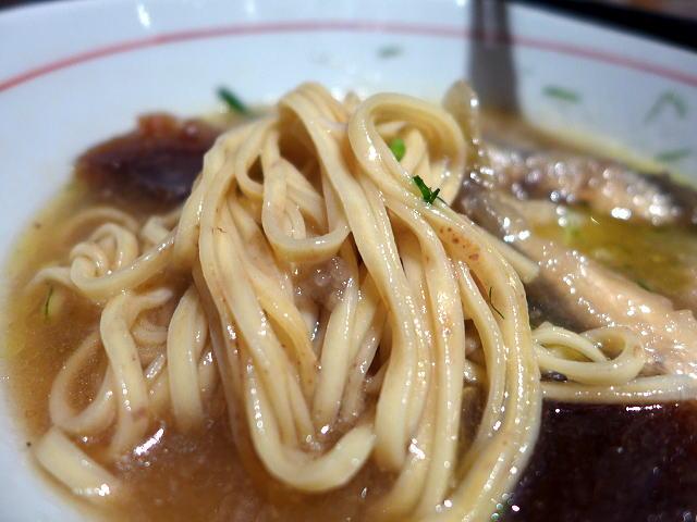 麺と心 7@02冷やし魚介白湯らーめん 3