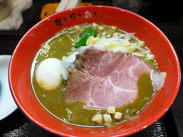 麺屋 彩々 昭和町本店@04カレーらーめん 1