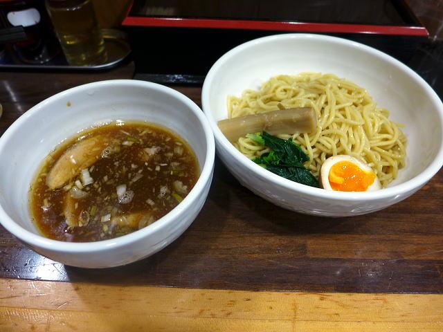 麺家 近@01つけ麺 醤油 1