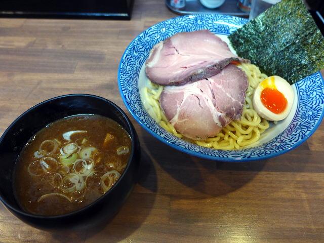 六道@01つけ麺こってり200g 1
