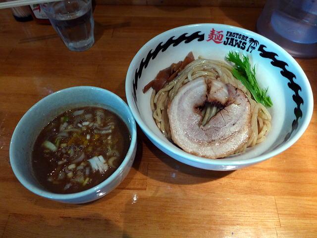 麺FACTORY JAWS@01つけ麺 1