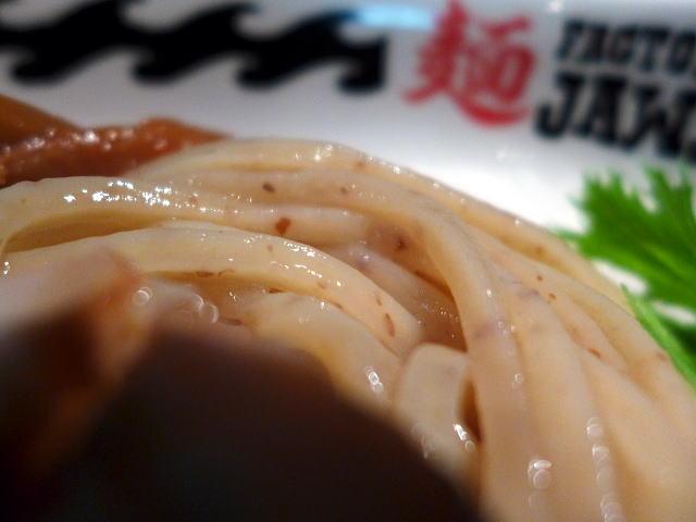 麺FACTORY JAWS@01つけ麺 2
