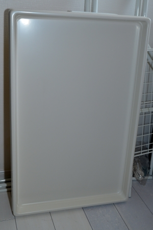 洗濯機用防水パン
