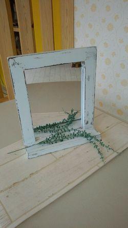 壁賭け鏡完成
