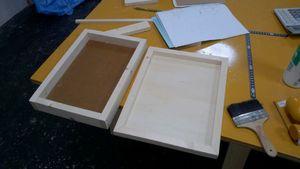 フタ付き木箱③