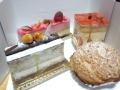 ケーキ4種 (ベルグの4月)
