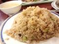 吉田飯店の炒飯。