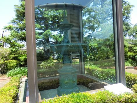 横浜水道創設記念噴水塔
