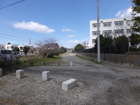 横浜水道みち・相模田名高校前