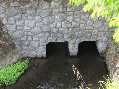 小田原用水取水口