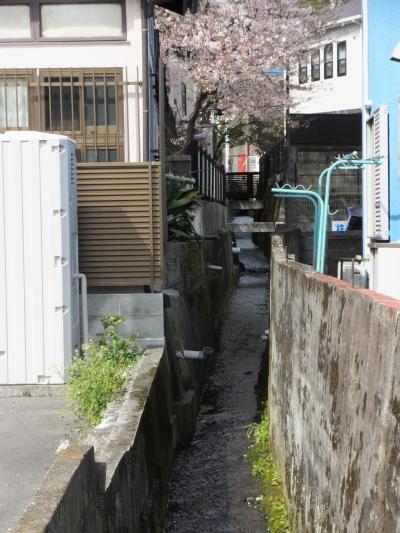 JR松田駅付近・松田用水