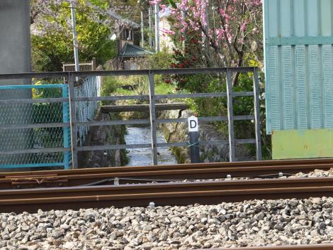 小田急線北側・松田用水