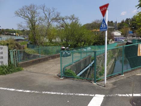 鶴見川・竹之内橋