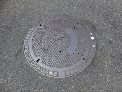 横浜市空気弁マンホールフタ
