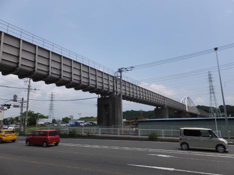 引地川水路橋
