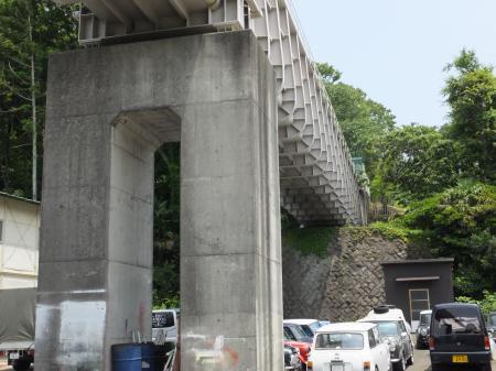 引地川水路橋東端
