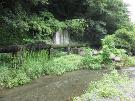 仙台下用水路流末