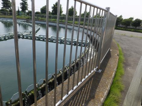 小雀浄水場工業用水浄水施設