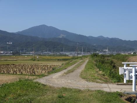 鈴川・町屋橋より上流を望む