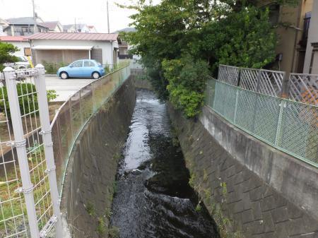 有馬系統横須賀水道みち・滝ノ川