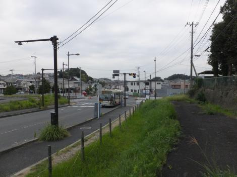 有馬系統横須賀水道みち