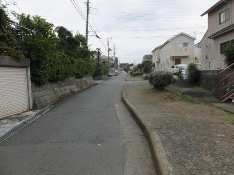 有馬系統横須賀水道みち・藤沢市渡内