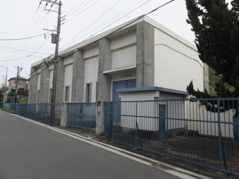 横須賀水道・渡内ポンプ所