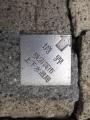 横須賀水道境界杭真鍮製