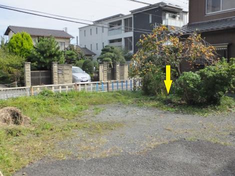 有馬系統横須賀水道みち・鎌倉市台