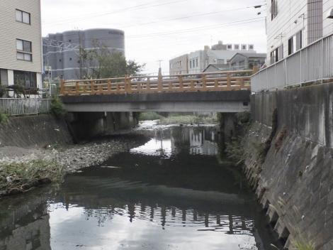有馬系統水道みち・大町橋