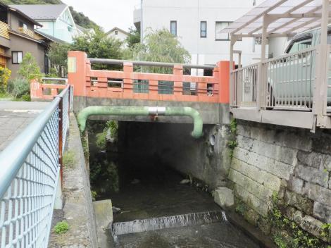 有馬系統水道みち・魚町橋