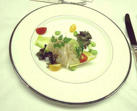 20140830 1鯛と夏野菜サラダ 20cm 18170000