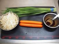 ニラと魚肉ソーセージのピリ辛23