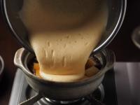 ふわふわ卵鍋11