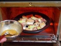 鶏と長ねぎのトースター焼き51