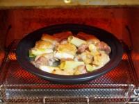 鶏と長ねぎのトースター焼き52