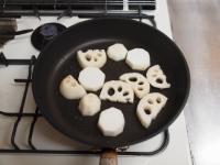 里芋と蓮根の照り焼き風26