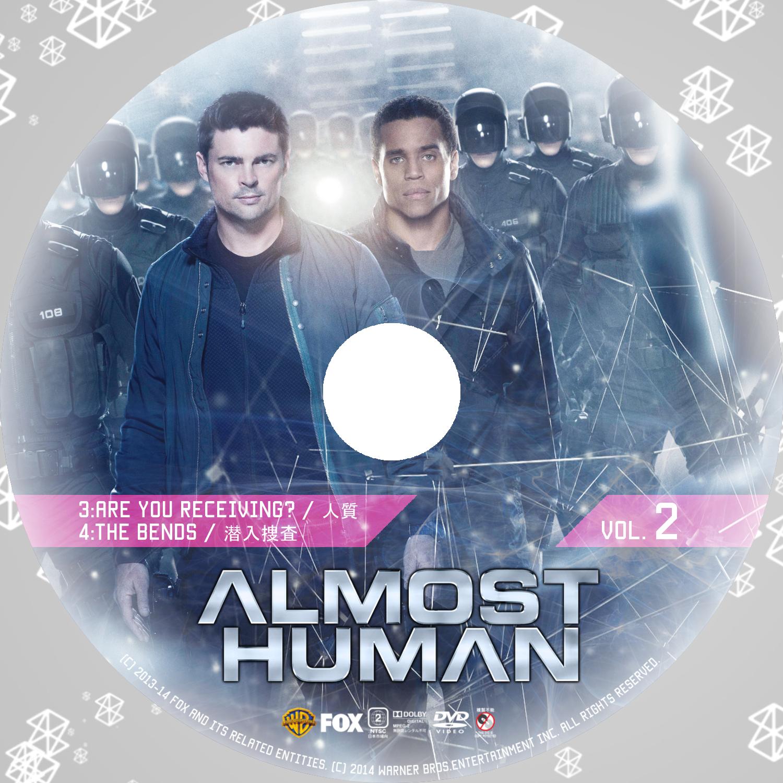 ALMOST HUMAN / オールモスト・ヒューマン [シーズン1] - タイトル [数字・A - F]