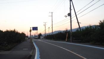 和歌山への13号線