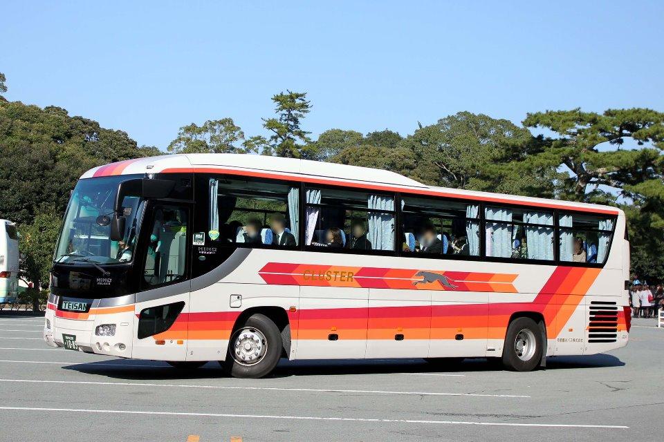 帝産観光バス名古屋 J224