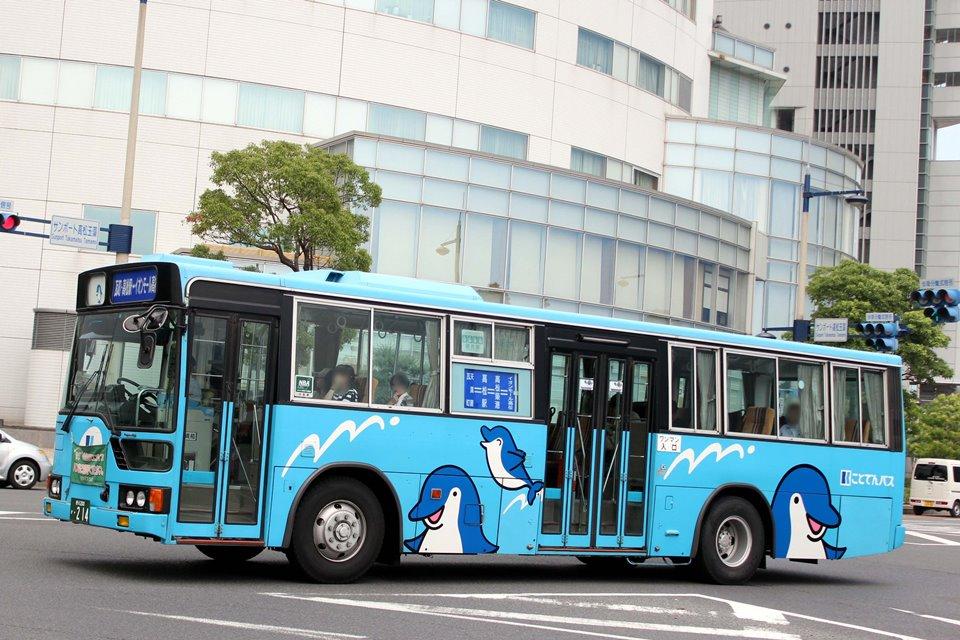 ことでんバス か214