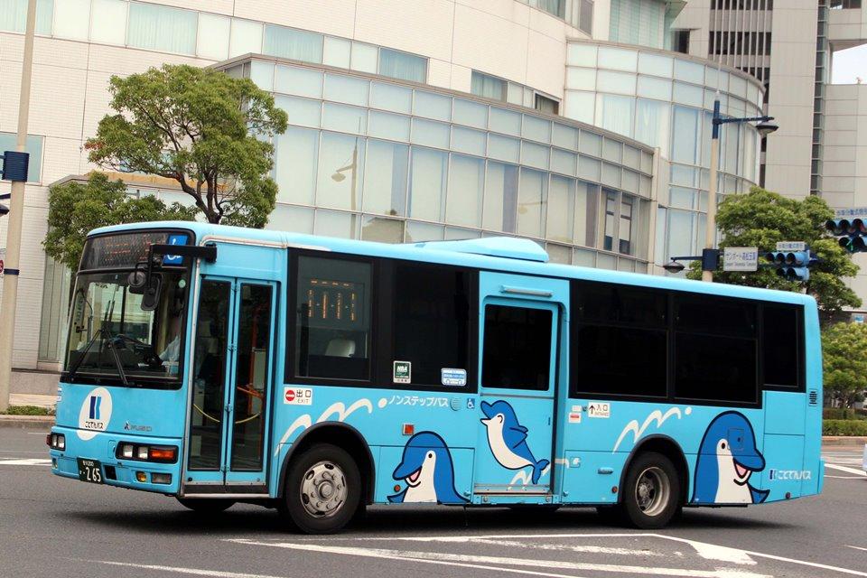 ことでんバス か265