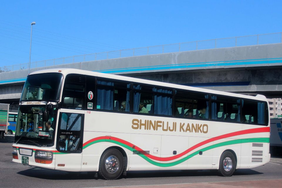 新富士観光バス 112
