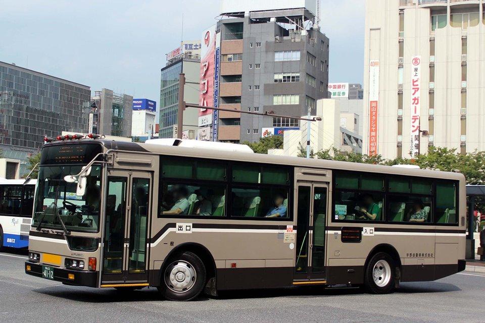 宇野自動車 か4112