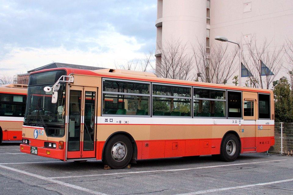 神姫バス 4458