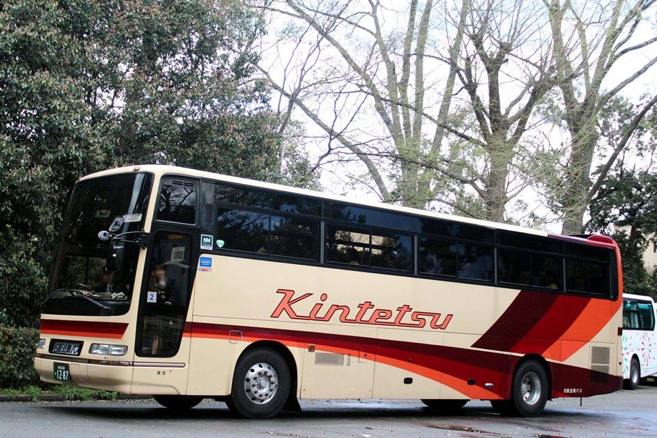 名阪近鉄バス か1287