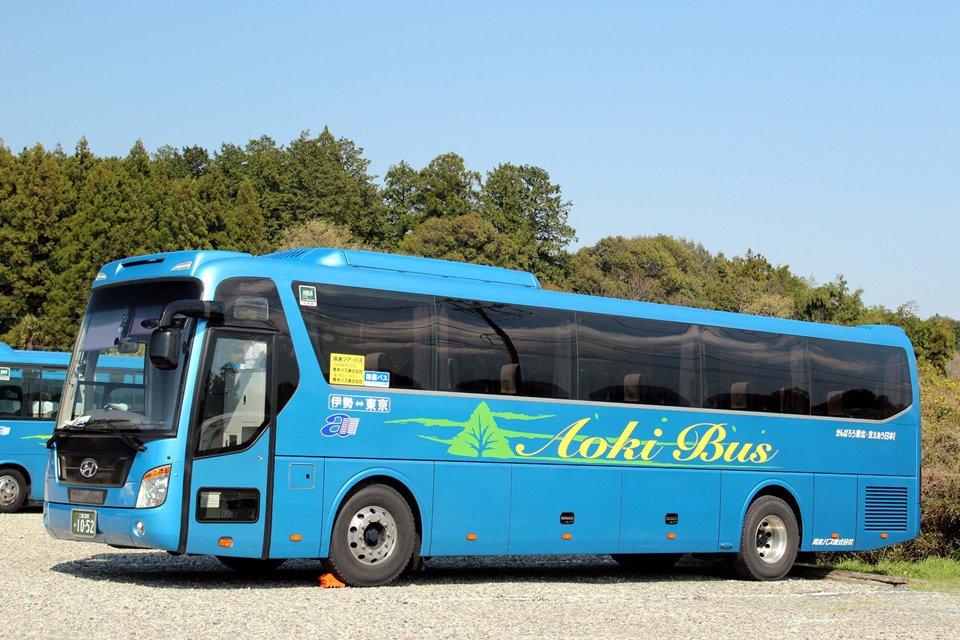 青木バス か1052