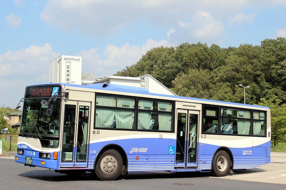 名古屋ガイドウェイバス G-58